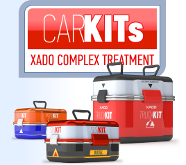 CarKits XADO COMPLEX TREATMENT