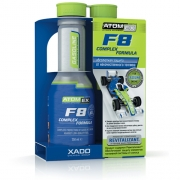 AtomEx F8 مستحضر رفع جودة الوقود - للبنزين