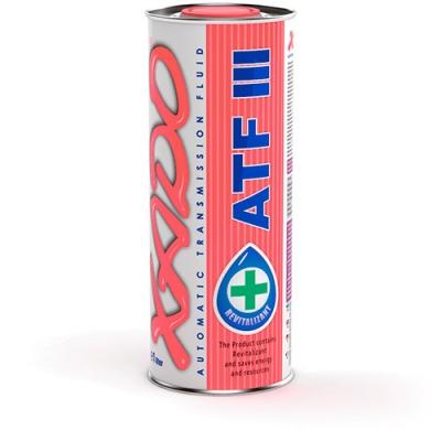 ATF III زيت XADO الذري