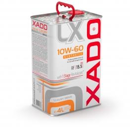 XADO Luxury Drive 10W-60 SYNTHETIC (1 L)