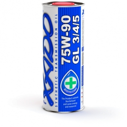 75W-90 GL 3/4/5 زيت XADO الذري