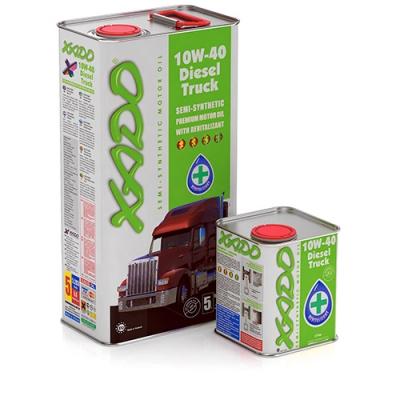 XADO Atomic Oil 10W-40 Diesel Truck