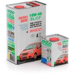 10W-40 SL/CF زيت XADO الذري