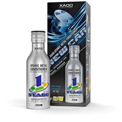 مكيف المعدن الذري XADO أحادي المرحلة  للسيارة الجديدة