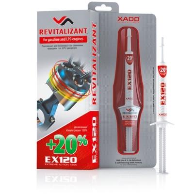 XADO Revitalizant EX120 لـمـحـركـات الـبـنـزيـن