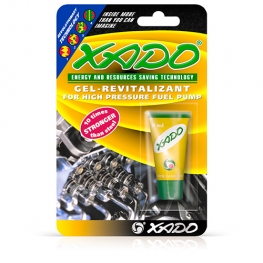 Revitalizant for fuel equipment