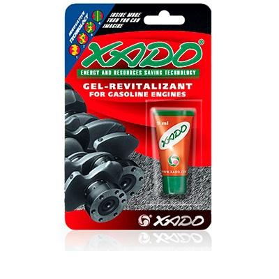 الهلام المرمم XADO لمحرك البنزين