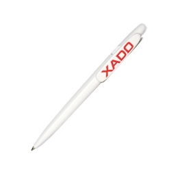 XADO White Pen with red logo