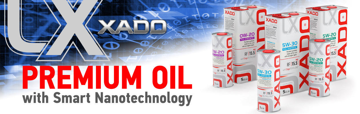 XADO LX Premium Oil With Smart Nanotechnology