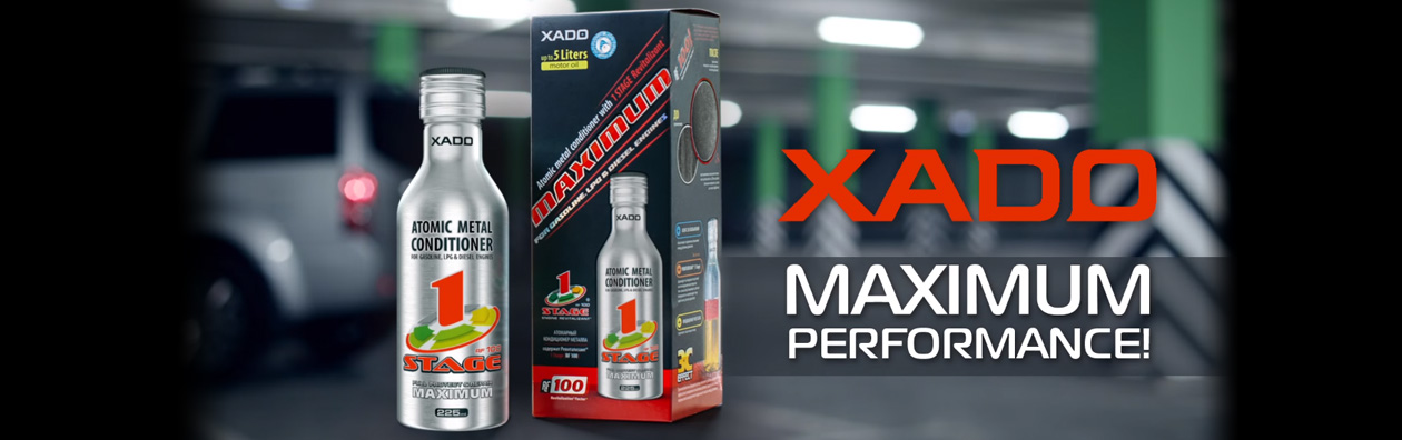 XADO Maximum Performance!